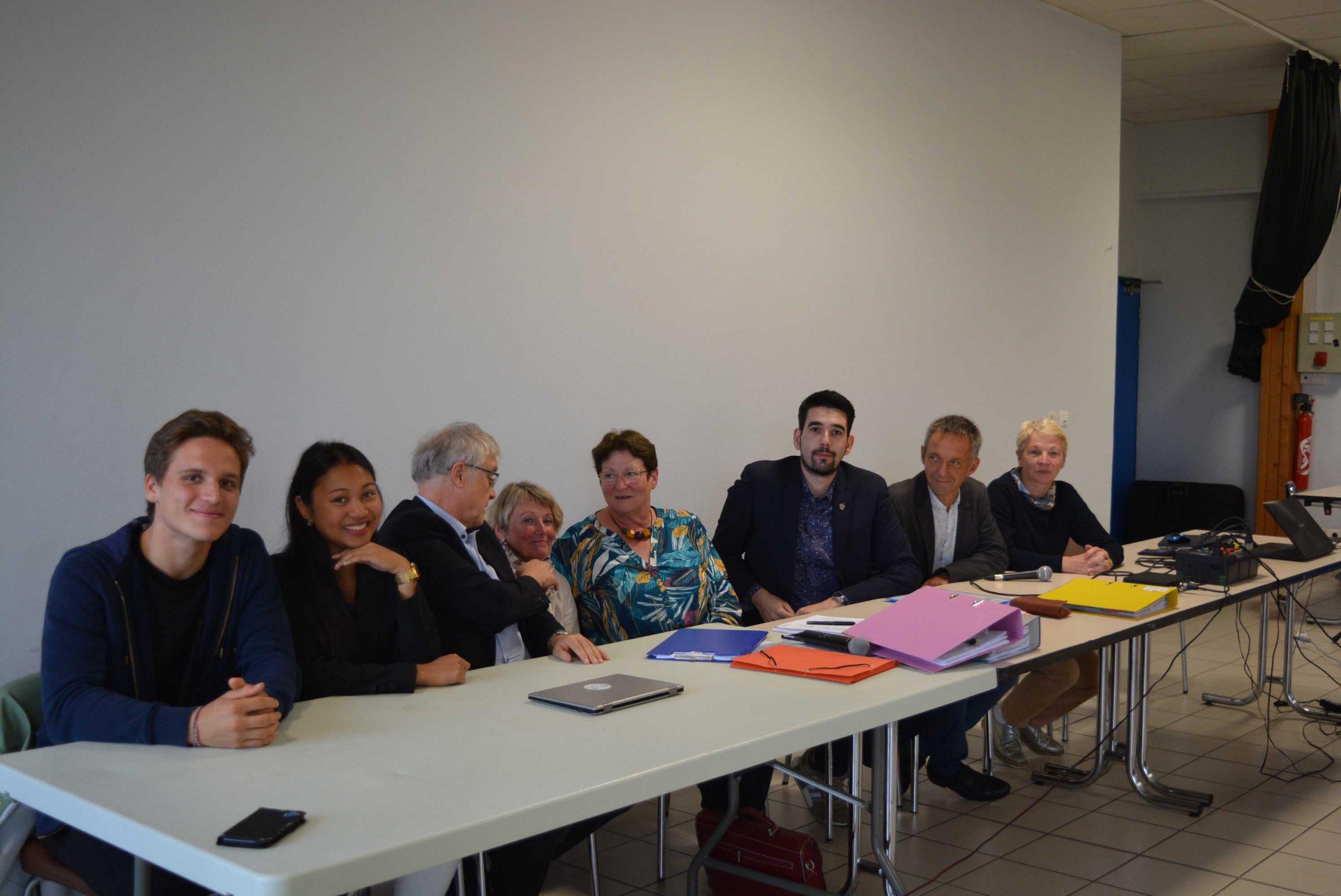 Die Vertreter des IGP e.V. waren im Plouguerneau bei der Mitgliederversammlung des Comité de Jumelage